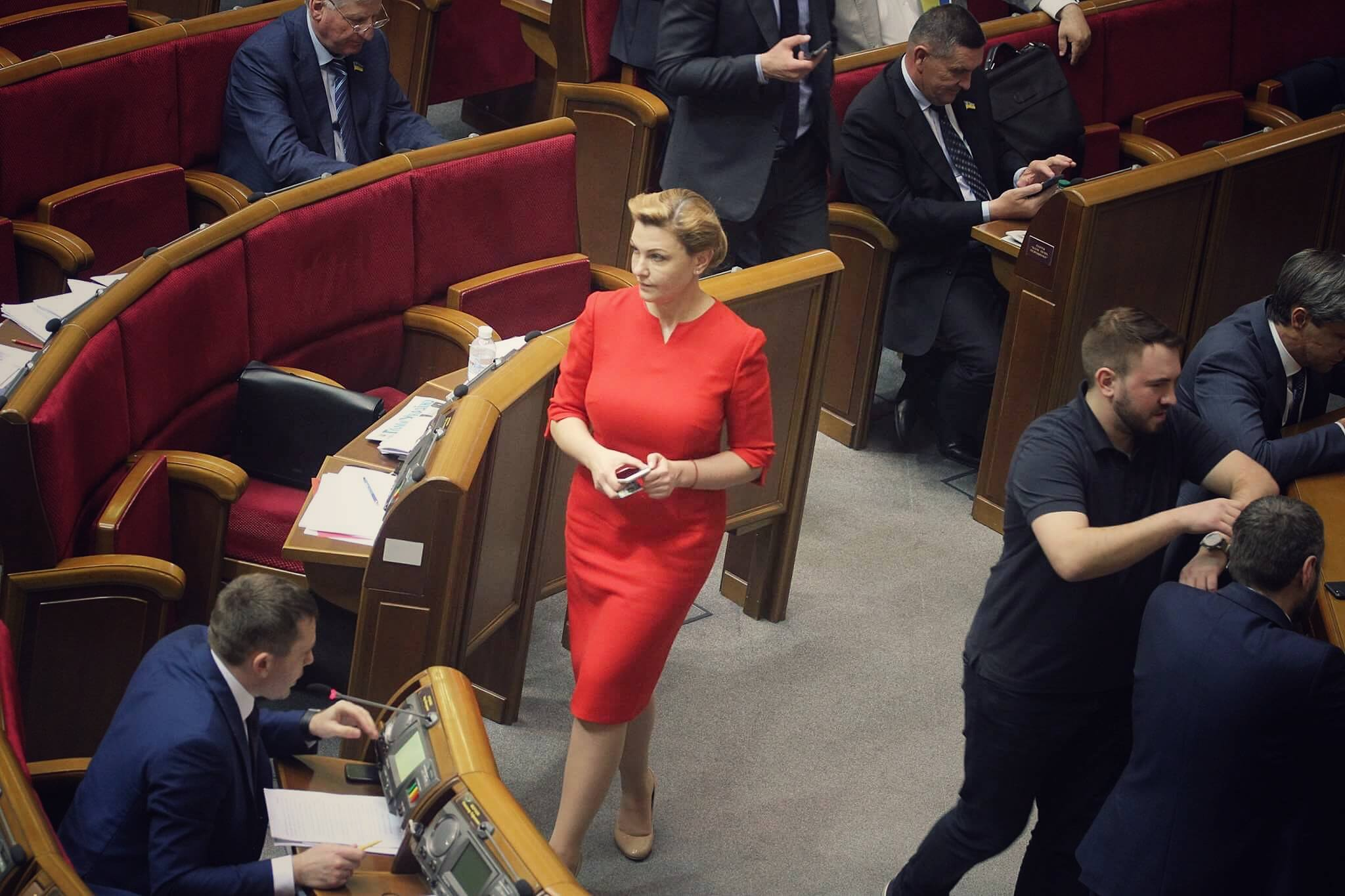 Оксана Продан: Молчание будет недолгим