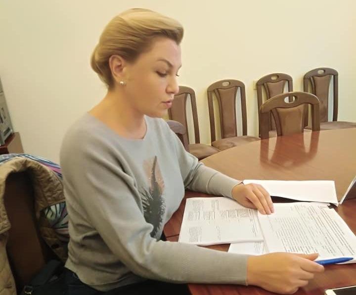 Оксана Продан відстоює інтереси громад у Держбюджеті-2019