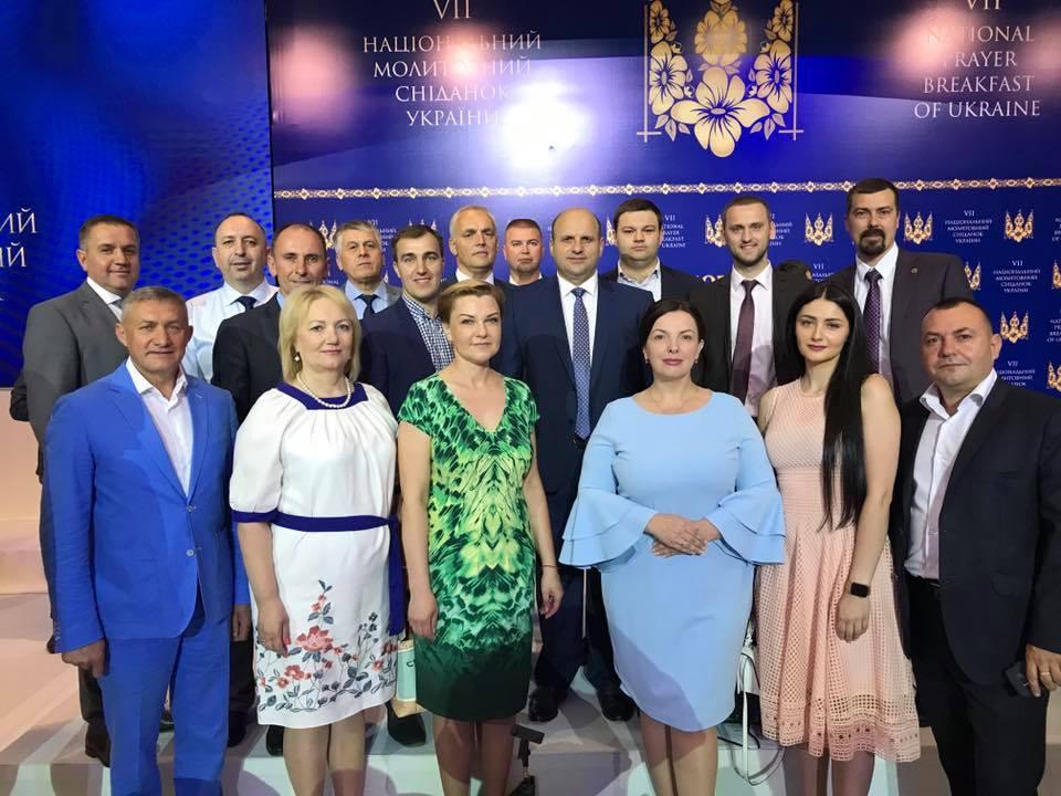 Оксана Продан очолила Організаційний комітет Молитовного сніданку на Буковині – чи не єдине місце взаємодії в області останніх років